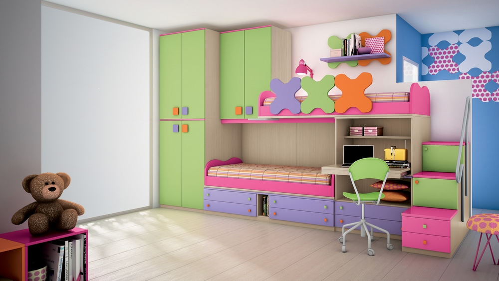 Menghi stock for Camerette ragazze ikea
