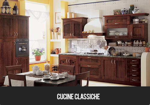 Cucine menghi stock for Stock cucine