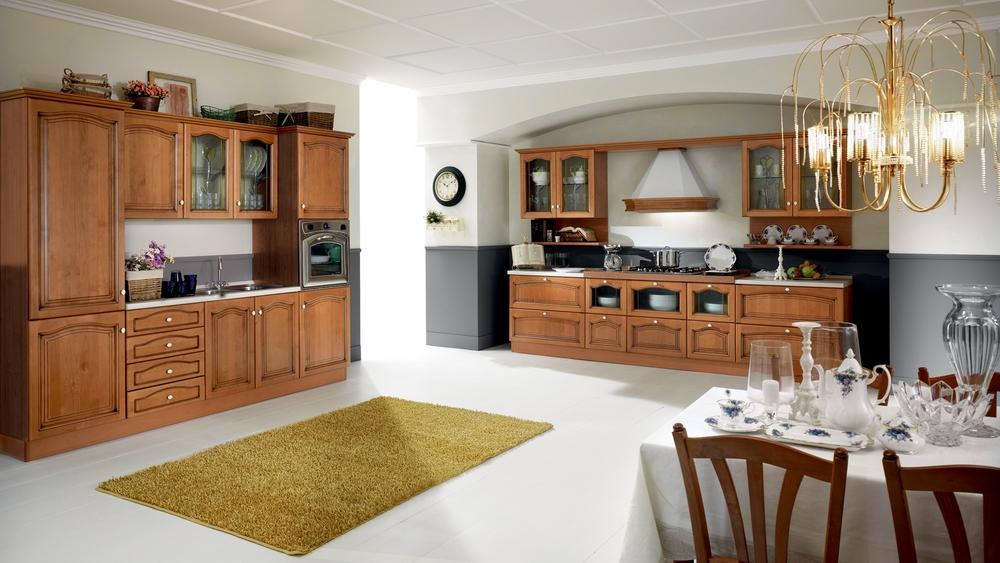 Cucine classiche menghi stock for Stock cucine