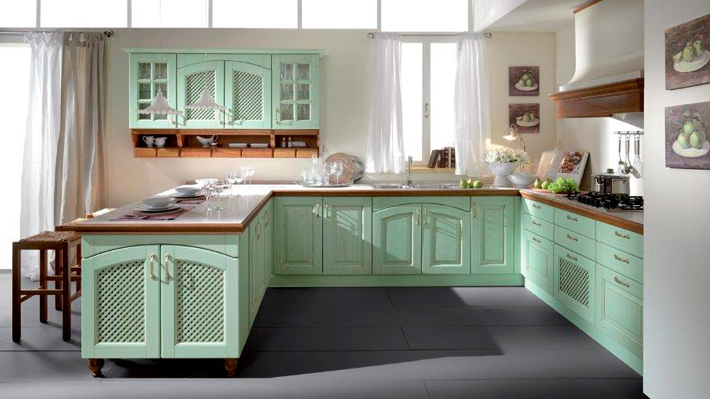 Mythos laccata menghi stock for Stock cucine