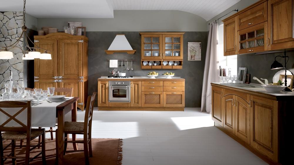 Cucine classiche menghi stock for Cucine in stock